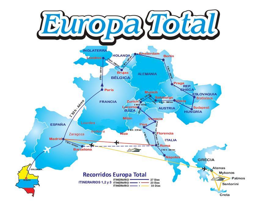 vacaciones por europa colecci n de fotos aseguramiento